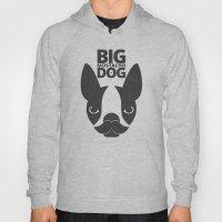 Big Mostacho Dog Hoody