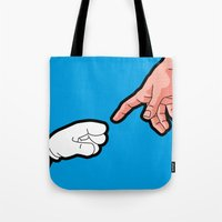 Pop Icon - Empowerment Tote Bag