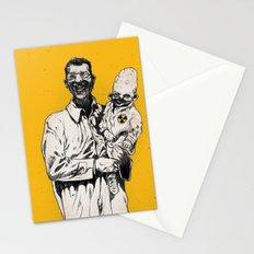 Nuclear Harmony Stationery Cards