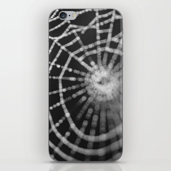 Bokeh Web  iPhone & iPod Skin