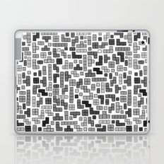 letter k - gaming blocks Laptop & iPad Skin
