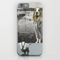 Tête de chien iPhone 6 Slim Case