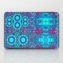 Turquoise jewels  iPad Case