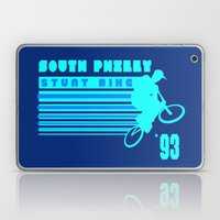 South Philly Stunt Bike Laptop & iPad Skin