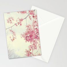 Dreams In Pink Stationery Cards
