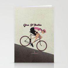 Giro D'Italia Stationery Cards