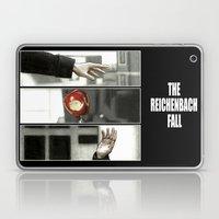 The Reichenbach Fall Laptop & iPad Skin