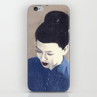The Wind Cannot Read iPhone & iPod Skin