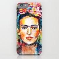 Frida Kahlo iPhone 6 Slim Case