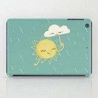 Little Sun iPad Case