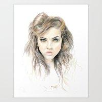 Hey Lolita Hey Art Print