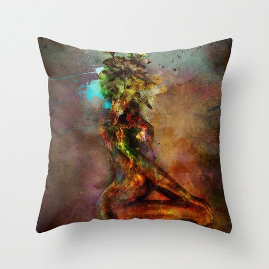Saroja Throw Pillow