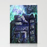 The Haunt Stationery Cards