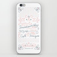 19/52: Ephesians 3:23 iPhone & iPod Skin