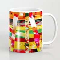 Jiseo (stripes 12) Mug