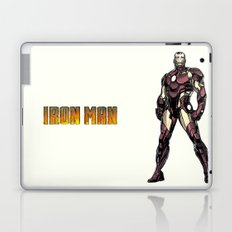 Iron Man - Colored Sketch Laptop & iPad Skin