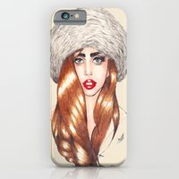 Furr Queen iPhone 6 Slim Case