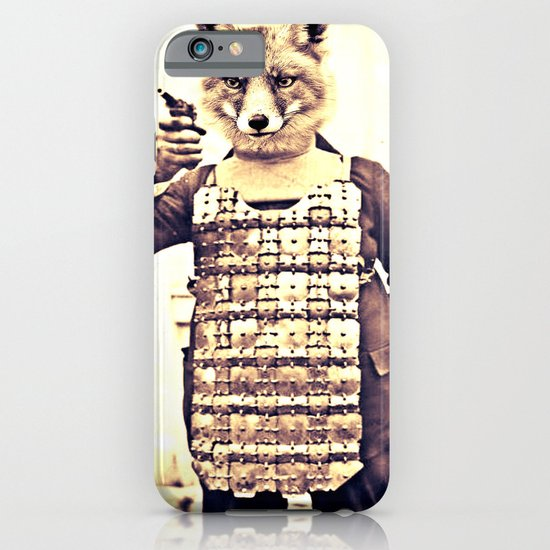 FOXRIOT iPhone & iPod Case