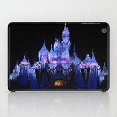 Sleeping Beauty's Winter Castle iPad Case