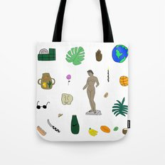 Various Stages  Tote Bag