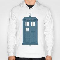 TARDIS Hoody