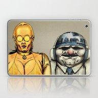 Laptop & iPad Skin featuring Cici & Art by EMLART