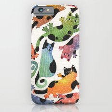 12 cats iPhone 6s Slim Case