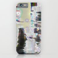 iPhone & iPod Case featuring Street by Teh Glitch