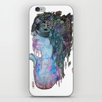 Moth Effect iPhone & iPod Skin
