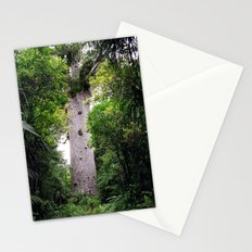 The World's Oldest Wood, Ancient Kauri Stationery Cards
