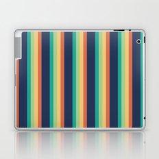 Happy Stripes Laptop & iPad Skin
