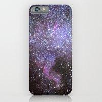 North American Nebulae. The Milky way. North America Nebula iPhone 6 Slim Case