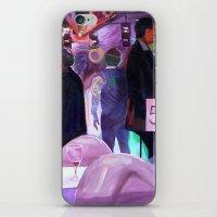 Hand Jive iPhone & iPod Skin