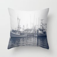 Whispers Of Morning Throw Pillow