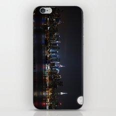 New York Supermoon iPhone & iPod Skin