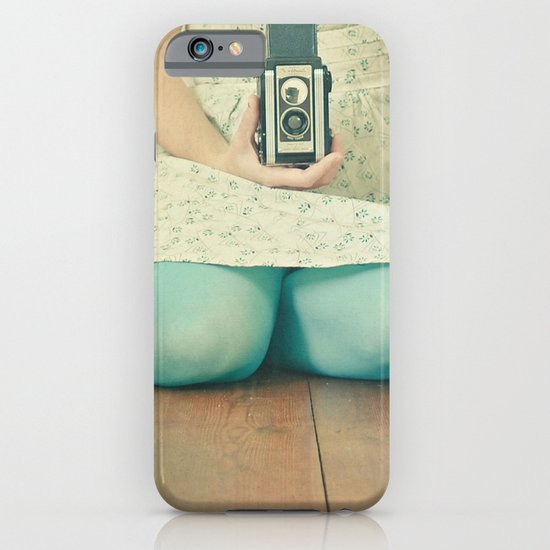 Self iPhone & iPod Case