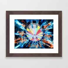 Cosmic NewLight Framed Art Print