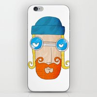 Jack iPhone & iPod Skin