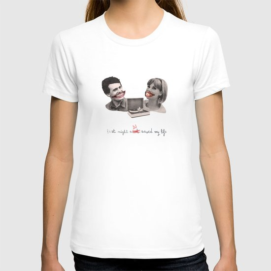 Nice night T-shirt