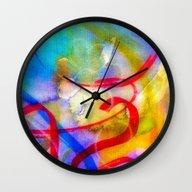 Feeling Inspired Wall Clock