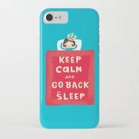 keep calm iPhone & iPod Cases featuring keep calm by Jill Howarth