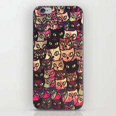 cat-64 iPhone & iPod Skin