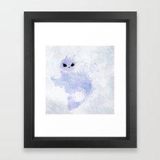 #087 Framed Art Print