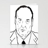 Anthony John Soprano Stationery Cards