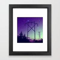 Twilght Framed Art Print