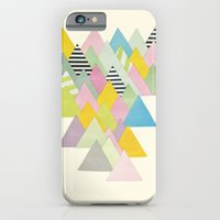 French Alps iPhone 6 Slim Case