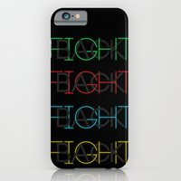 iPhone & iPod Case featuring Fight Back by Tyler Bramer