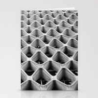 American Cement Building - Architectural Photography Stationery Cards