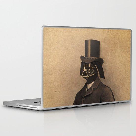 Lord Vadersworth Laptop & iPad Skin