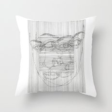 can't you see Throw Pillow